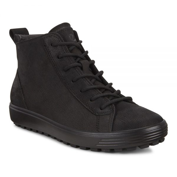 Ecco Soft 7 Tred W Black