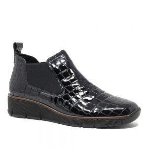 Rieker 53794-01 Boots Wonder Black