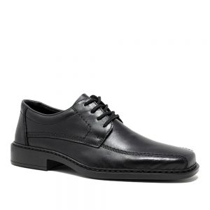 Rieker B0812-01 Men's Black Smart Shoes