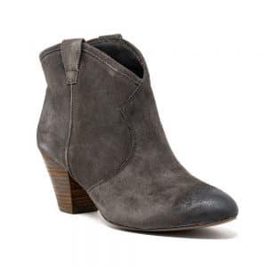 Ash Jalouse Boots Woodash Suede