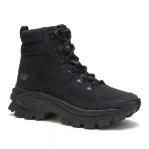 Caterpillar Trespass Black. Premium Trainers