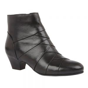 Lotus Tara Black Leather