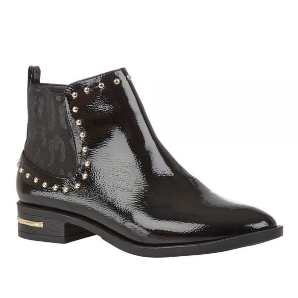 Lotus Lolita Ankle Boots