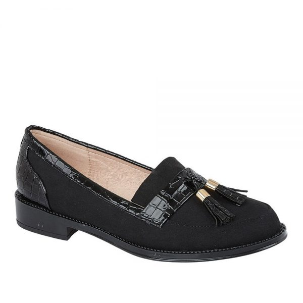 Lotus Mercedes Loafers