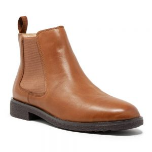 Clarks Griffin Plaza Dark Tan