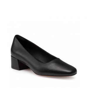 Clarks Sheer35 Court2 Black