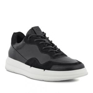 Ecco Soft X W Sneaker Black