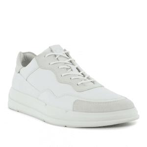 Ecco Soft X M Shoe White