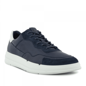 Ecco Soft X M Shoe Navy