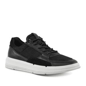 Ecco Soft X M Sneaker Black