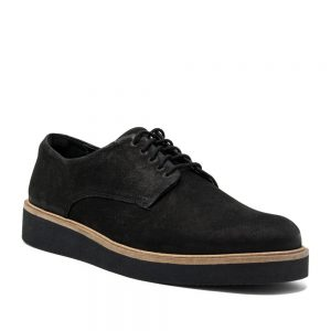 Clarks Baille Stitch Black
