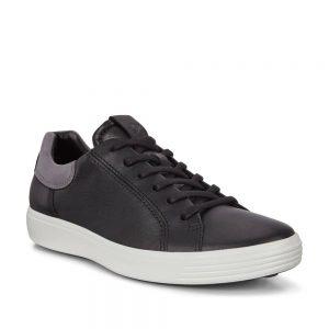 Ecco Soft 7 M Sneaker Black