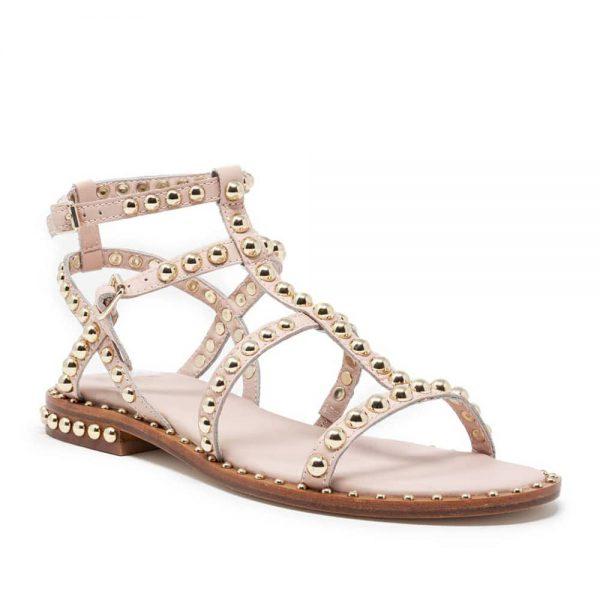 Ash Precious Pinksalt Sandals Leather