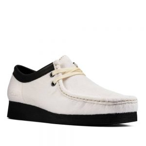 Clarks Wallabee 2 White