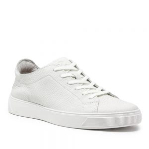 Ecco Street Tray M. Premium Leather Sneakers