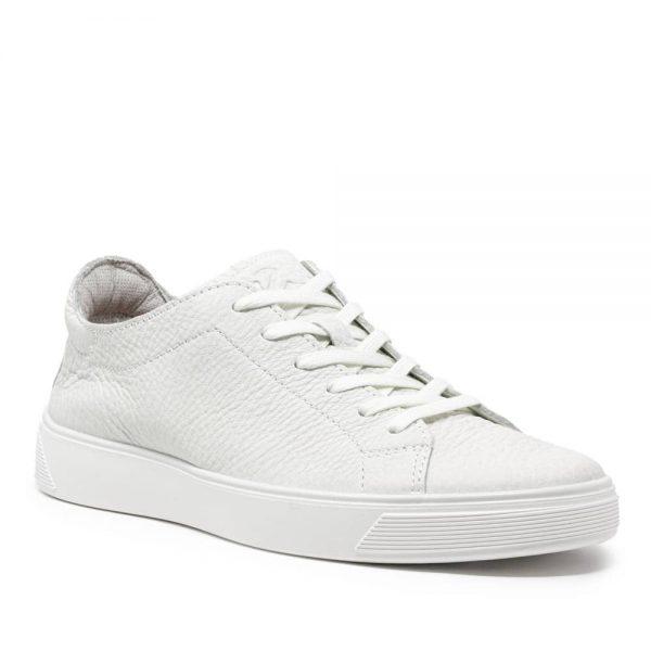 Ecco Street Tray M. Premium Leather Sneakers