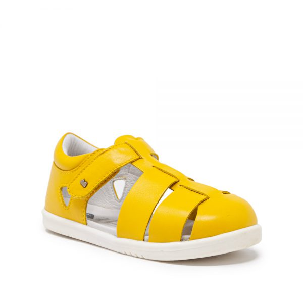 Bobux IW Tidal Yellow. Best shoes for growing feet