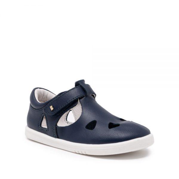 Bobux IW Zap II Navy. Best shoes for growing feet