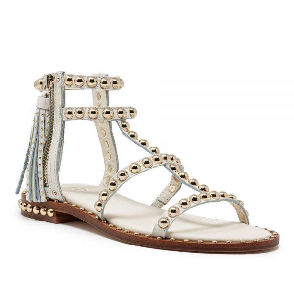 Ash Power Soft Sandals Leather