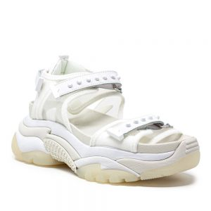 Ash Ace White Sneaker Sandals
