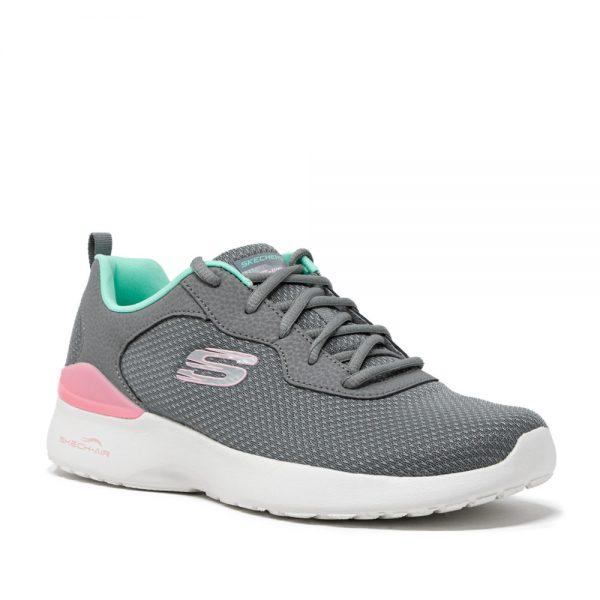 Skechers gray women's trainers