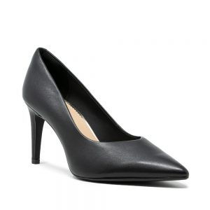 Clarks Genoa85 Court Black Leather