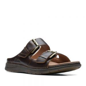 Clarks Nature Vibe Tan Leather
