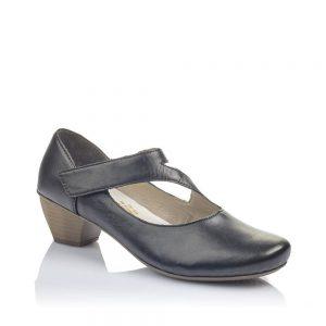Rieker 41793-03 Ladies Black Shoes