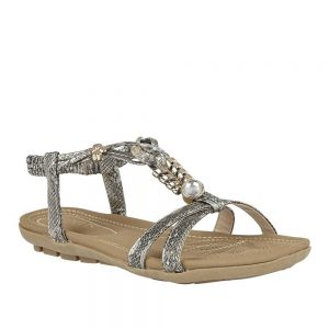 Lotus Stacey Flat Sandals