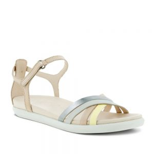 ECCO Simpil Sandal Flat Sandal Limestone