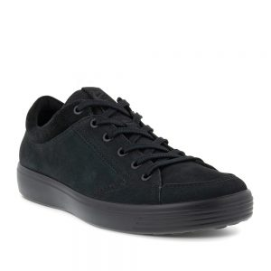 Ecco Soft 7 M. Premium Leather Sneakers
