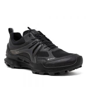 Ecco Biom C-Trail M Black Leather.