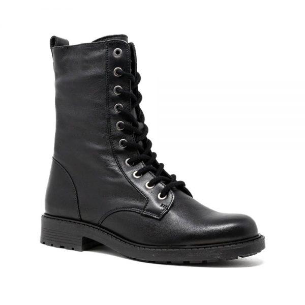 CLARKS Orinoco2 Style Black. Premium Leather Shoes