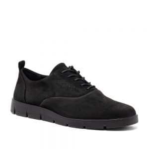 Ecco Bella Shoes. Premium Black Leather shoes