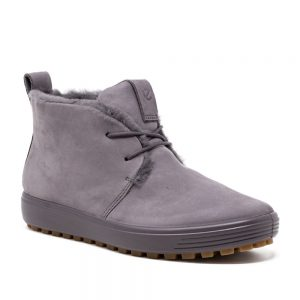 Ecco Soft 7 Tred W Ankle Boot. Premium Leather Boots