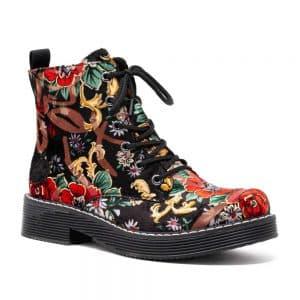 Rieker 70010-90 Lagro Antik Ladies Boots