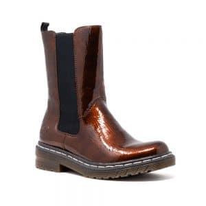 Rieker 76280-25 Lagro Antik Ladies Boots
