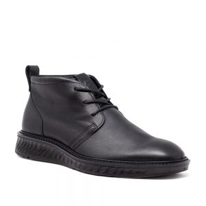 ECCO ST.1 Hybrid Boots. Premium Leather Boots