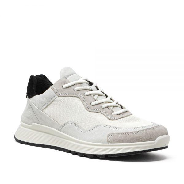 Ecco ST.1 W Sneaker. Premium Leather Sneakers