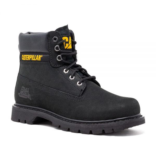 Cat Colorado Black. Premium Leather Shoes