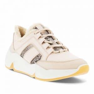 Ecco Chunky Sneaker W Limestone