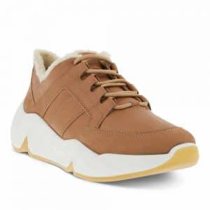 Ecco Chunky Sneaker W Toffee