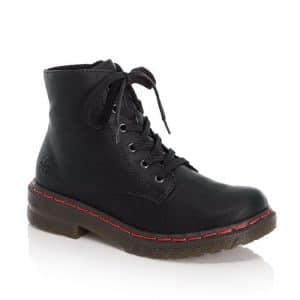 Rieker 70010-25 Ladies Black Boots