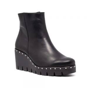 Gabor 74.780.20 Black Platform Boots