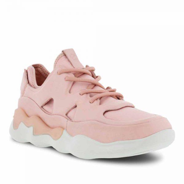Ecco Elo W Sneaker Silver Pink
