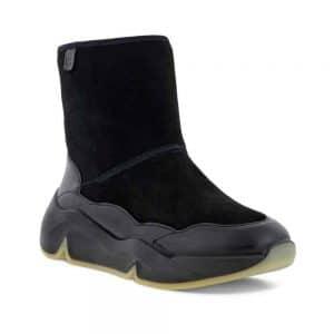 Ecco Chunky Sneaker W Ankle Bo