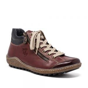 Rieker L7516-37 Ladies Shoes